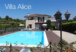 Lazise – Apartments Villa Alice