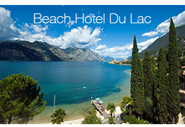 Beach Hotel Du Lac **** - Malcesine