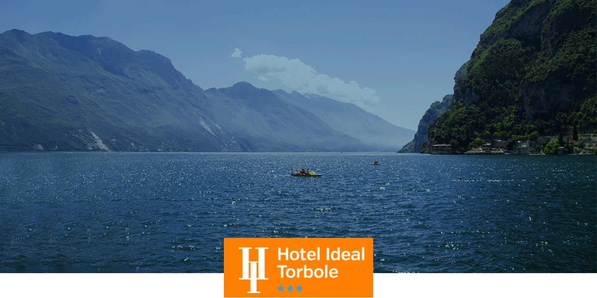 Hotel Ideal Torbole al Lago di Garda