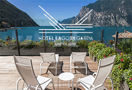 Hotel Lago di Garda **** - Torbole, in front of the harbour