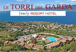 Torri del Garda - 4 Sterne Familienhotel, Torri, Gardasee