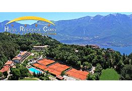 Hotel Residence Campi · Tremosine